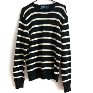 Ralph Lauren Polo Unisex Striped Sweater